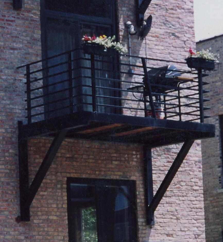 Balcony Plain 2