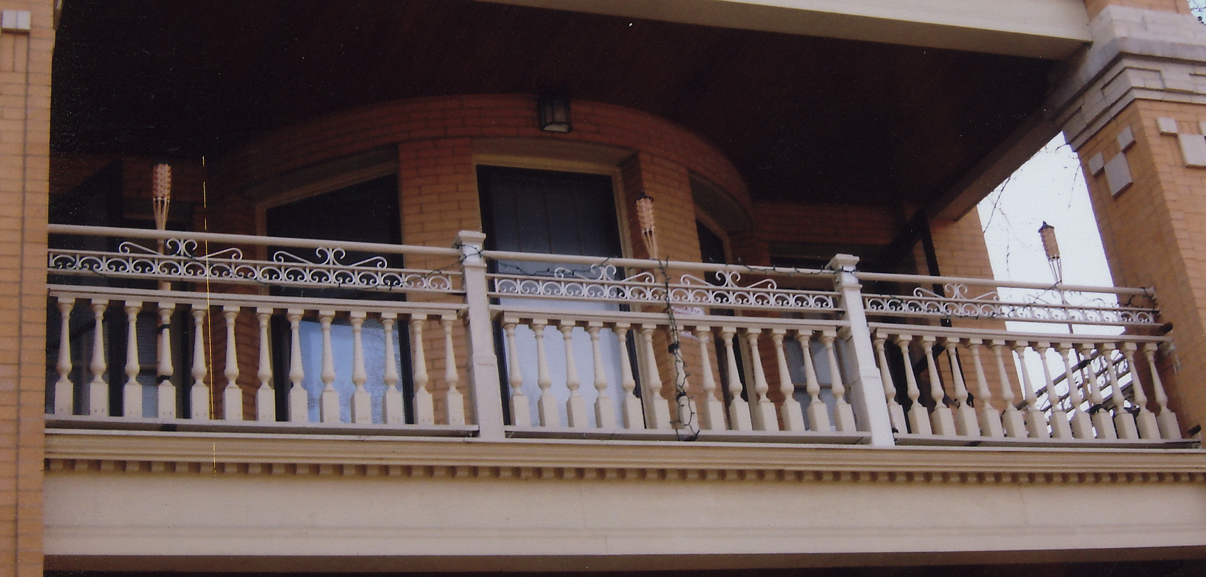 Balcony Decorative