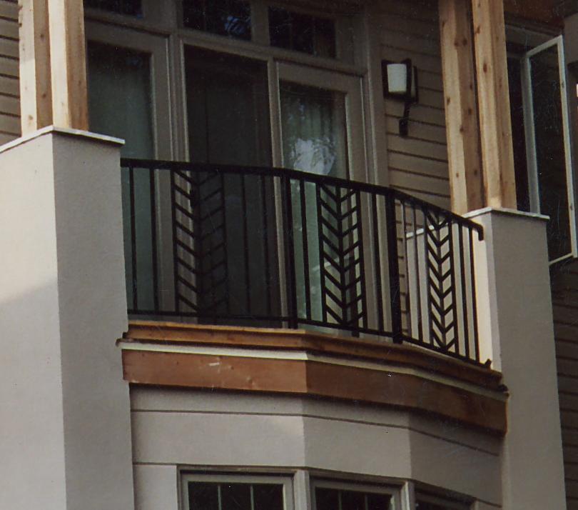 Semi-Juliet Balcony