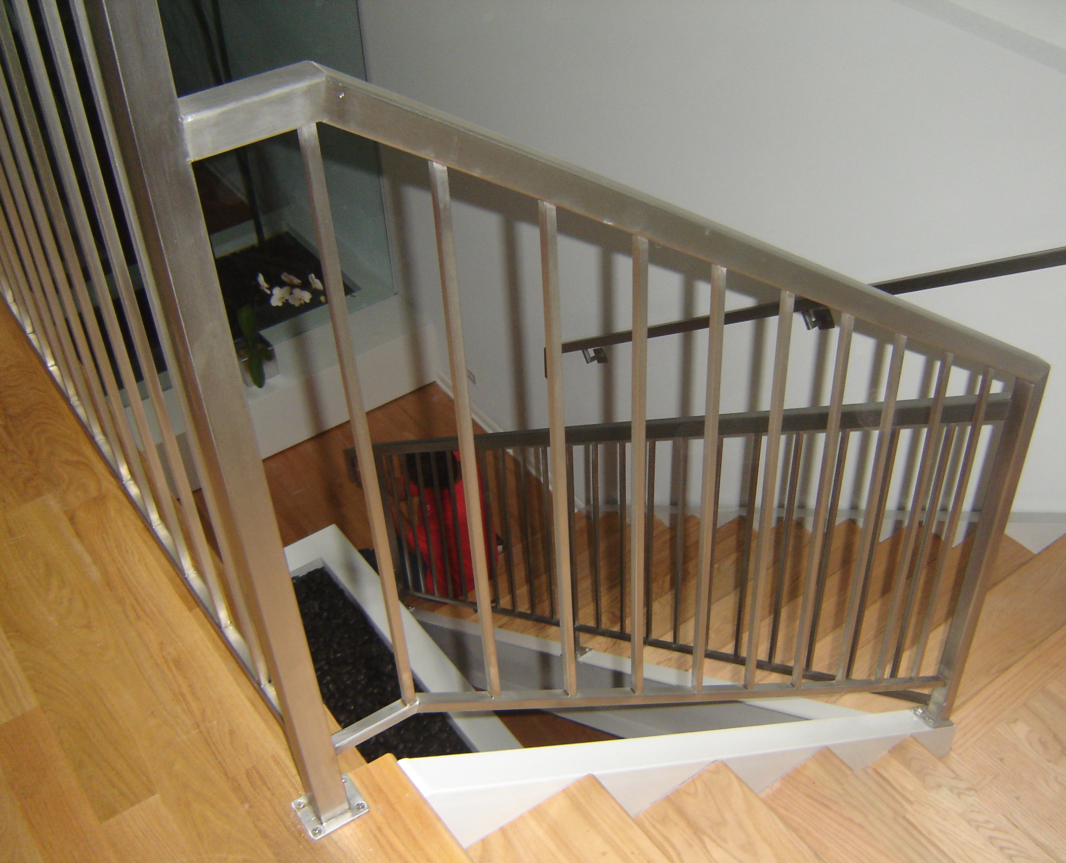 Stairs Amp Railings Em Iron Works Corp