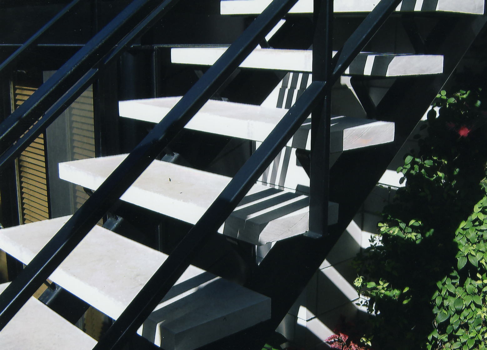 Cement Steps 2